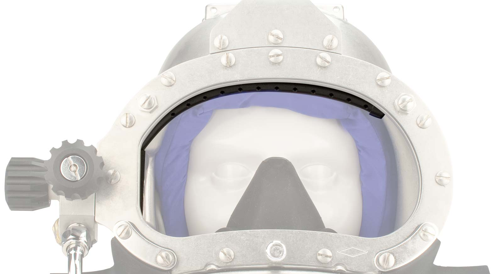 Air Train Stainless Steel Helmets