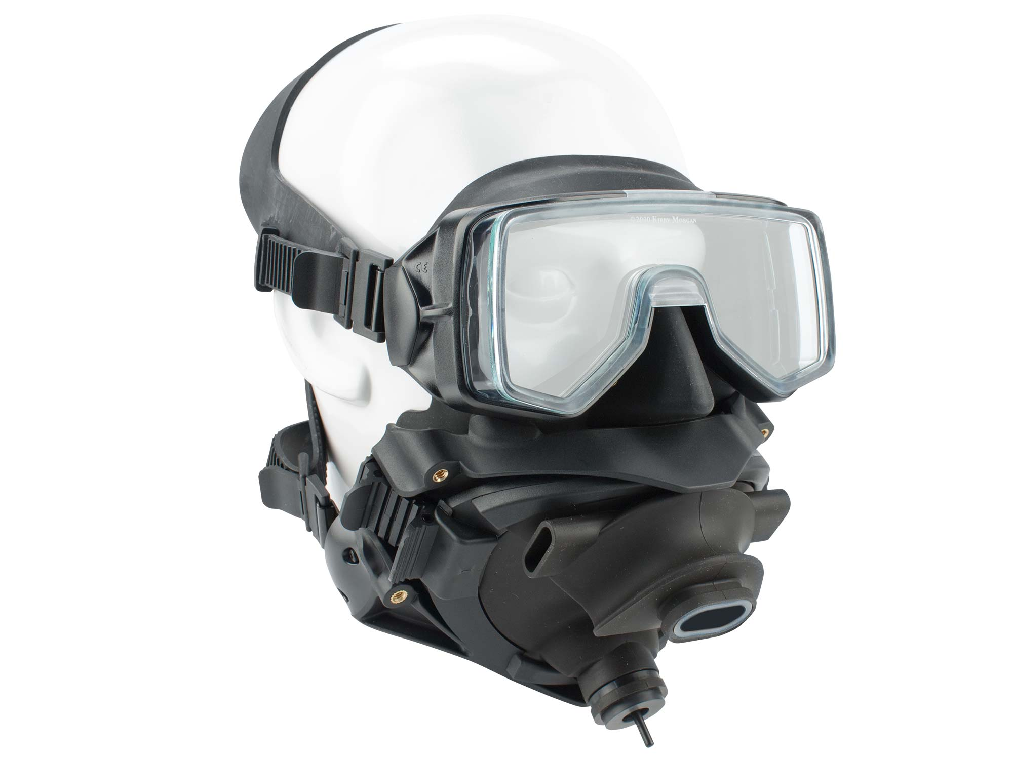 M-48 SuperMask® with Scuba Pod Assembly