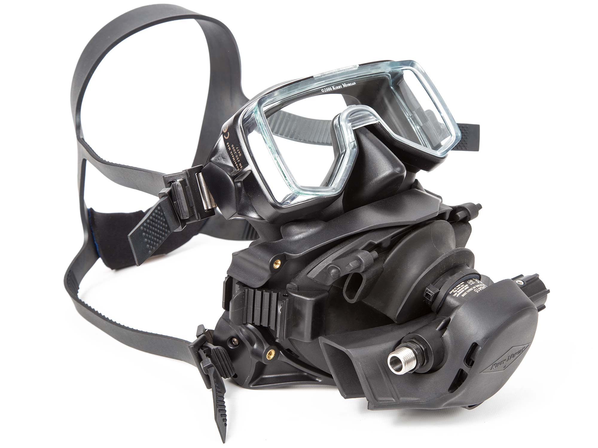 M-48 SuperMask® with Balanced Scuba Regulator